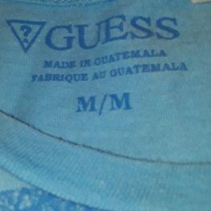 Guess Tops - 2 Guess Tshirts Sz. Med.